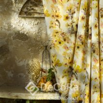 1.PAAT063-draperie-model-floral-galben-clasic
