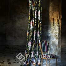 1.PAAT076-draperie-model-floral-tapiserie-dungi-clasic