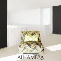 1.PAAT083-tapiserie-modern-galben-bej-gri