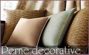 Perne decorative Decora Design