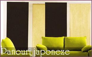 4Panouri japoneze