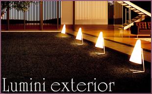 Corpuri de Iluminat Decora Design - Lumini exterior