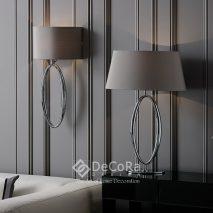 EN153-lampa-moderna-argintie-abajur-gri