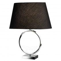 EN166-lampa-argintie-abajur-maro