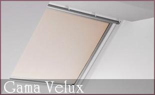 Rolete si Storuri Gama Velux - Decora Design