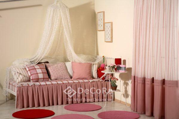 LBNT005-perdea-roz-dungi-lila-modern-lenjerie-pat-perne-decorative-carouri