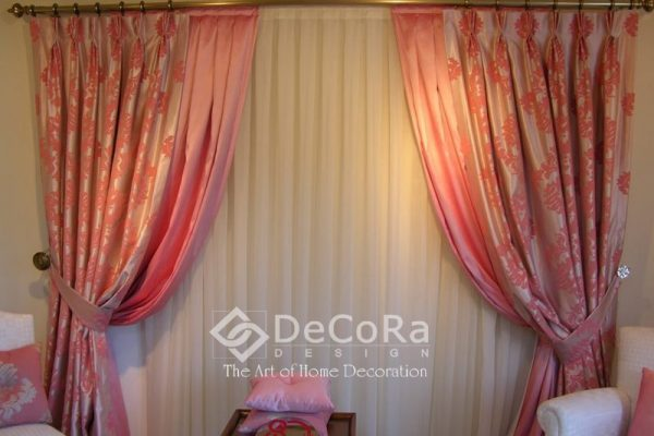 LBNT040-perdea-alb-clasic-draperie-roz-model-floral-elegant-tineresc