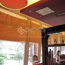 LDDP001-sistem-roman-plisat-maro-cafenea