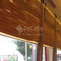 LDDP002-sistem-roman-plisat-maro-cafenea