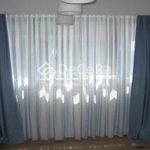 LDDP059-perdea-dungi-alb-draperie-albastru-uni-modern-elegant-tineresc