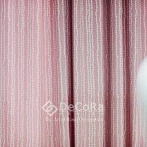 LKBT009-perdea-roz-alb-model-clasic-elegant