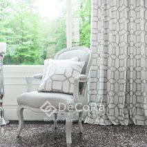 LKBT017-perdea-model-geometric-negru-alb-perne-decorative-scaun-tapisat-clasic-gri