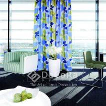 LKBT028-draperie-model-floral-albastru-verde