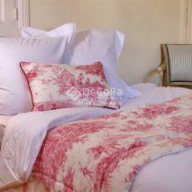 LTV013-cuvertura-eleganta-rosu