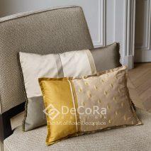 LZRT004-perne-decorative-galben-gri