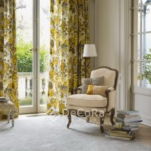 LZRT021-draperie-model-floral-galben-gri-alb