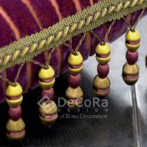 LxxA001-ciucuri-perne-decorative-rosu-auriu