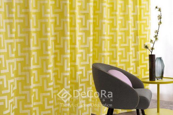 LxxT089-draperie-galben-model-abstract-alb