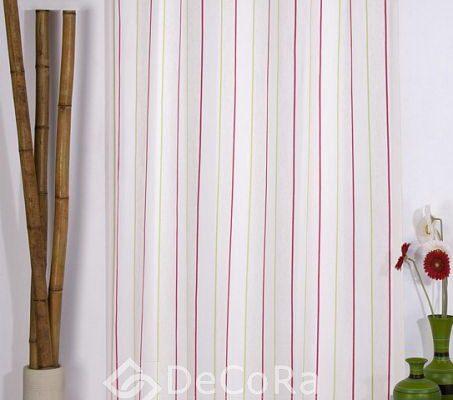 PFBT029-perdea-alb-dungi-roz-galben-verde