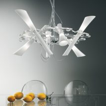 PGI075-suspensie-moderna-alba-sticla-transparenta