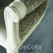 PKBT001-scaun-tapitat-verde-catifea-model-floral-elegant-modern
