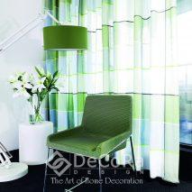 PKBT018-perdea-alb-verde-negru-model-geometric-dungi-scaun-tapisat
