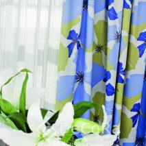 PKBT020-perdea-alb-clasic-dungi-draperie-model-floral-albastru-verde