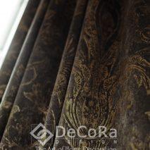 PKBT033-draperie-modern-maro-auriu