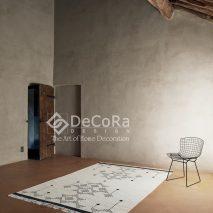 PLDAW007_LUA WHITE_design_nomad_rustic_forme_geometrice_alb_albastru_material_natural