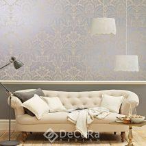 PPTW068-tapet-vintage-abstract-auriu-albastru-elegant-modern