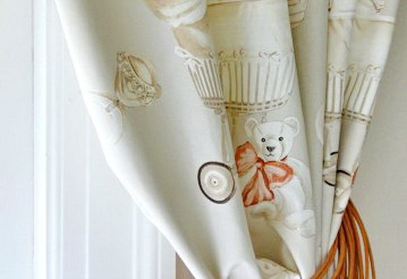 PTV019-draperie-copii-desene-ursuleti