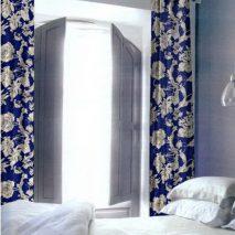 PTV032-draperie-model-floral-alb-albastru