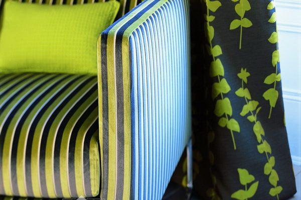 PXXT138-draperie-gri-verde-floral-modern-elegant