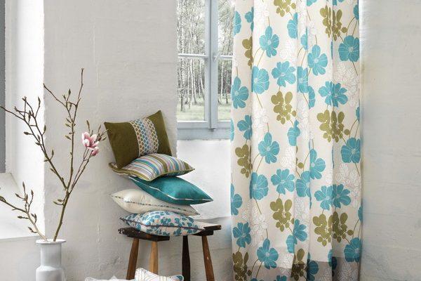 PXXT169-draperie-alb-albastru-verde-modern-floral