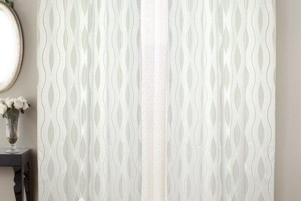 PXXT275-perdea-model-geometric-alb-clasic