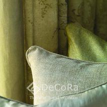 PZRT021-draperie-verde-olive-model-floral-catifea
