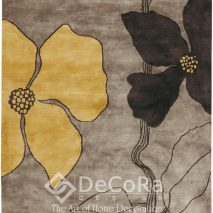 PxxC078-covor-model-floral-galben-negru