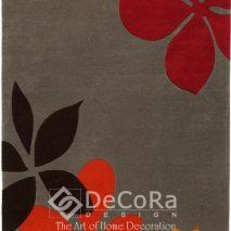 PxxC165-covor-floral-modern-rosu-negru-portocaliu