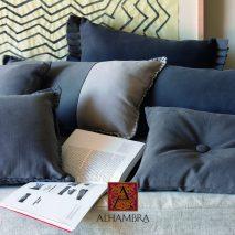 SAAT093-perne-decorative-gri