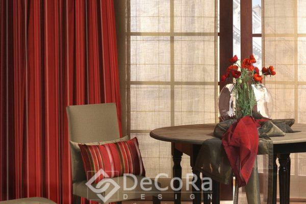SSTT037-Draperie-rosu-dungi-perne-decorative-panouri-japoneze-in