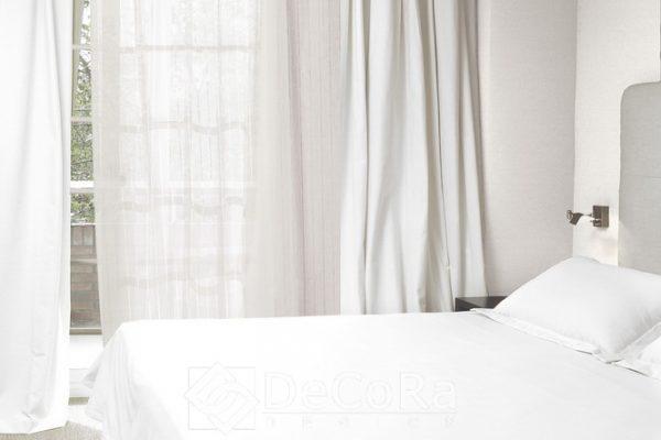 STTT038-draperie-perdea-alb-clasic-uni-ieftin