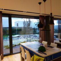 draperii pentru living modern - amber gardens bucuresti