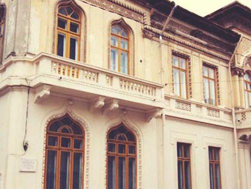 Showroom Exterior Decora Design