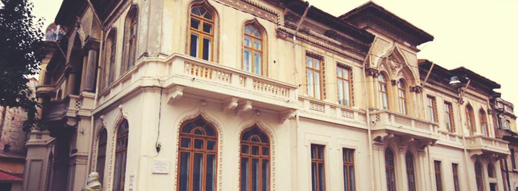 Decora Design un showroom de poveste situat intr-un monument istoric al Capitalei