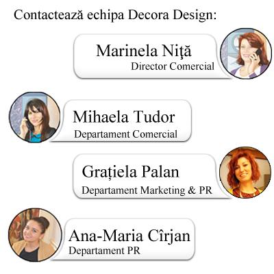 Echipa Decora Design