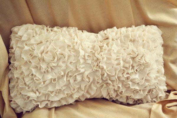 perna decorativa