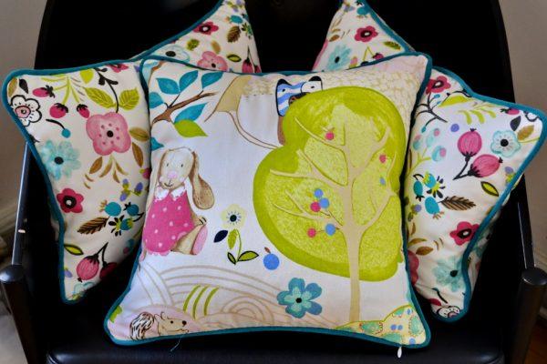 perne decorative copii