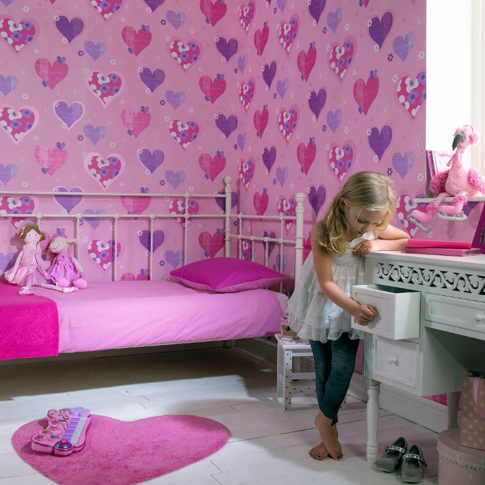 Tapet pentru camera copiilor – Ce alegem?