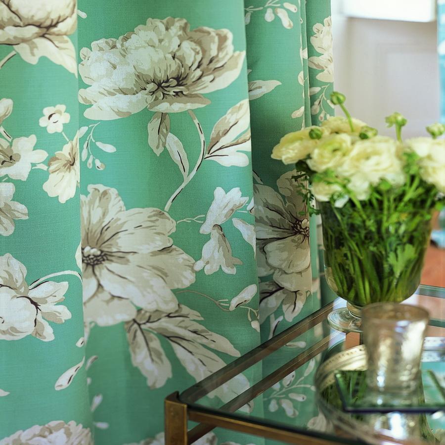 SXXT297-draperie-albastru-model-floral-alb-modern-elegant