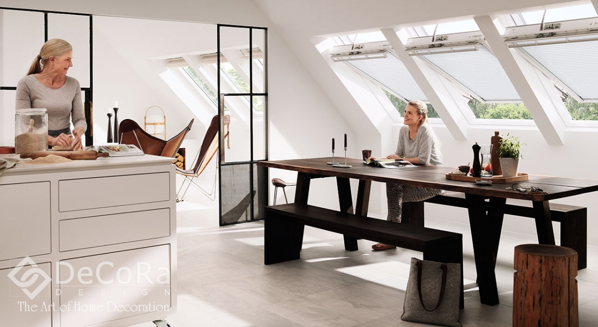 Rulouri decorative si parasolare, solutia completa pentru eficienta energetica